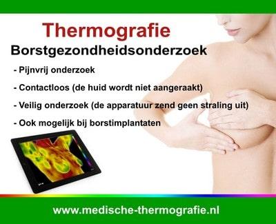 thermografisch onderzoek borstgezondheid